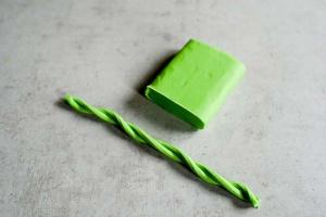 Fondant -grün- 250 g, Dekormasse