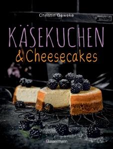 Käsekuchen & Cheesecakes Rezepte mit Frischkäse oder Quark