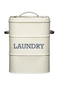 Aufbewahrungsbox Laundry für Waschmittel, 19x16x27 cm