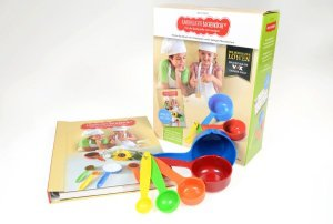 Kinderleichte Becherküche,  6-teiliges Set