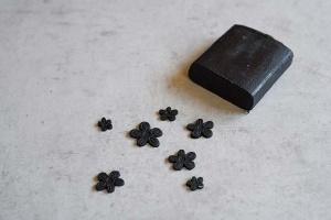 FunCakes - Marzipan - schwarz - 250 g