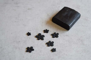 Marzipan - schwarz - 250 g