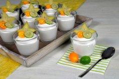 Joghurt Mousse Dessertpulver 150 g