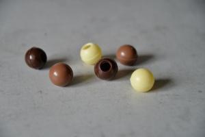 Mini-Hohlkugeln, -3 kaufen - 2 zahlen-    324 Stück