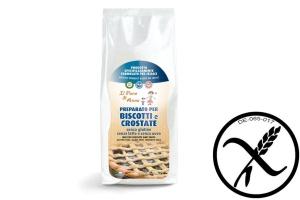 Glutenfreies Mehl für Mürbeteig 500 g