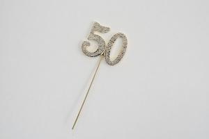 Kuchen- und Tortenstecker 50, ca. 4,5 cm