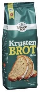 Glutenfreie Mischung für Krustenbrot, Hafer, Bio, 500 g