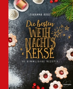 Die besten Weihnachtskekse, Johanna Aust