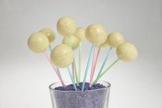 CakePopstiele / Lutscherstiele, 60 Stück, ca. 15 cm,