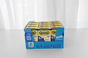 QimiQ Sahne Basis Vanille 250 g,Großverbraucher Sparangebot