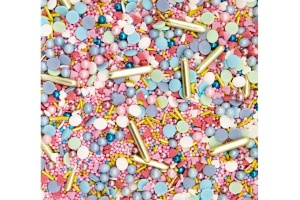 Streusel Mix Dancing Queen, Bunt, 90 g