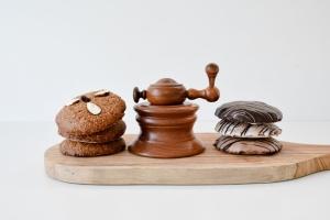 Lebkuchenmühle für Oblatengröße 8 - 9 cm