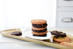 Schoko-Cookies authentisch-amerikanisch 500 g