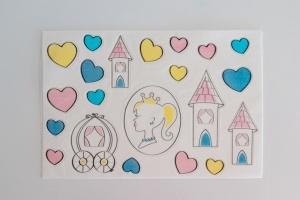 Kuchen Tattoo Prinzessin