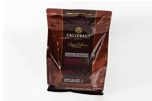 Callebaut Blend of Origins Satongo 72,2 %,  2,5 kg