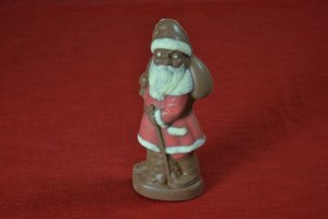 Schüttelform Weihnachtsmann 19 cm