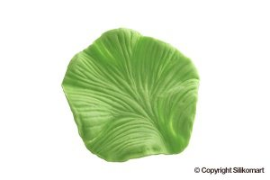 Präge- und Modellierform -Blütenblatt Iris- 67x72 mm