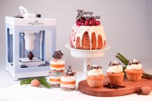 Lebensmitteldrucker Schokolade 3D