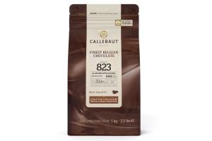 Callebaut 823 Milchschokolade 1 kg