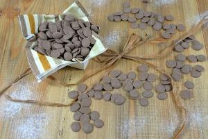 Callebaut Single Origine Arriba, Milchschokolade 39%,1 kg