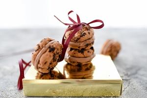 Schokoladeneis Pulver ohne Eismaschine, 200 g