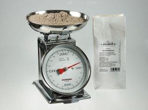 Tischwaage Classic bis 2 kg - mit Waagschale