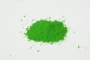 Lebensmittelfarbe Pulver - grün - fettlöslich, 5-g-Dose