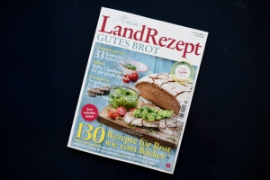 Mein LandRezept Ausgabe 02/19 - Brot