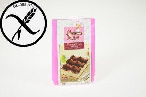 Glutenfreie Tiramisu Creme, Dessertpulver, 150 g