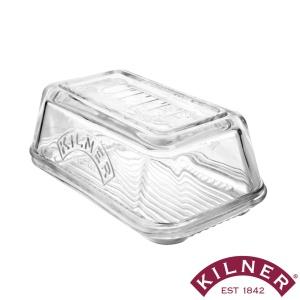 Butterdose, Glas, 17x10x7,2 cm
