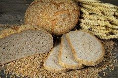 Weizenvollkorn - Mischbrot 1 kg