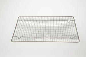 Tortenunterlage (Kuchengitter) 44x32cm Wellengitter