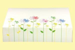 """Tortenschachtel """"Flora"""", 42x32x10 cm"""