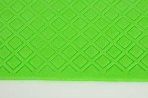 Gitterstanze für Muffins -Steppdecke Rhomben-11,5 x7,5 cm