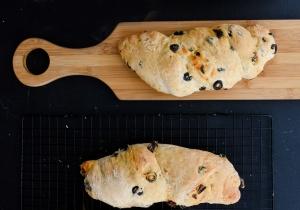 Backset: Brot zum Grillen