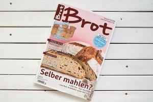 "Brot  Ausgabe ""Selber mahlen?"" 03/2018"