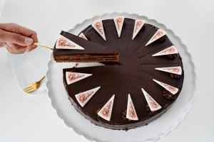 Backset: Sachertorte
