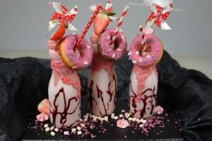 Einhorn, Zucker-Streudekor dreifarbig, 9 mm, 100 g-Dose