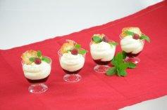 Dessert-Gläser -Kelch- 12 Stück / Kunststoff