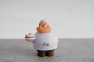 Anti-Stress Figur Hobbybäcker