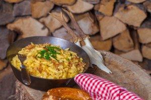 Hartweizen-Nudelmehl extra griffig 1 kg