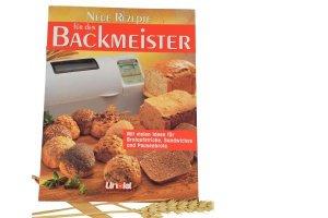 Backbuch für Backmeister Brotbackautomaten von Unold