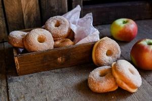 Donuts Backform anithaftbeschichtet 35x27 cm für 12 Stück