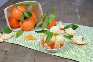 Eispulver Mandarine 50 g
