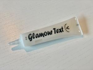 Zuckerschreiber Glamour weißfarben, 34 g