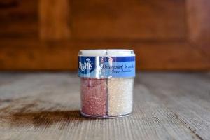 Zuckerkristalle, 4fach sortiert, 100 g