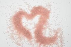 Zuckerkristalle rosa, 50 g