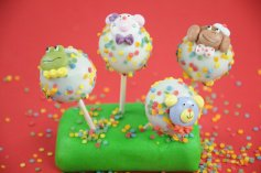 Backset: Cake Pops - Kinderpops