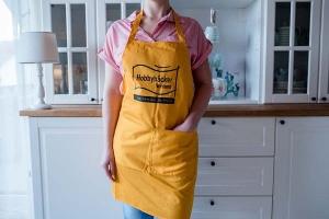 Hobbybäcker-Backschürze