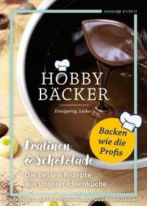 """Rezeptheft """"Pralinen und Schokolade"""" Ausgabe 01/17"""